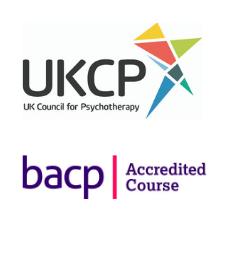 UKCP  BACP Logos
