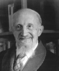 Italian psychiatrist Roberto Assagioli
