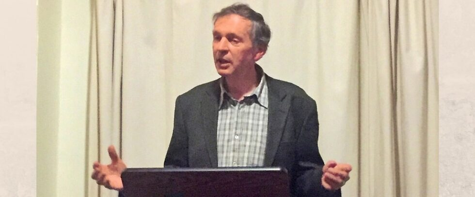 Rupert Sheldrake: Science and Spirituality