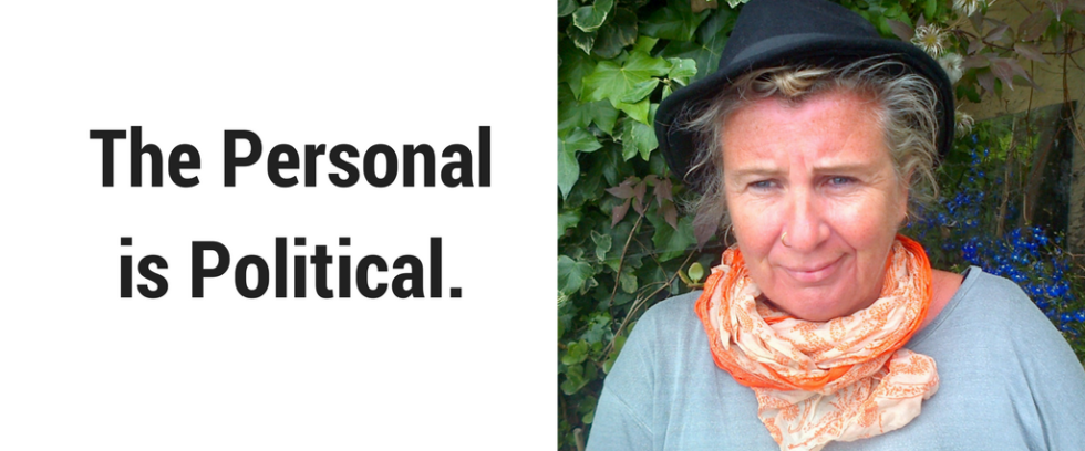 Angie Fee: The Personal is Political – a bifocal vision