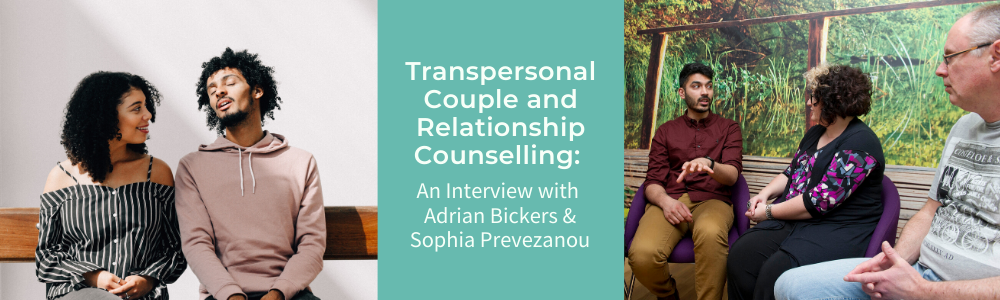 An Interview with Adrian Bickers & Sophia Prevezanou